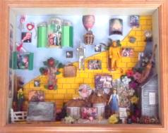 Collectibles Shadow Boxes Legends Of The Heart