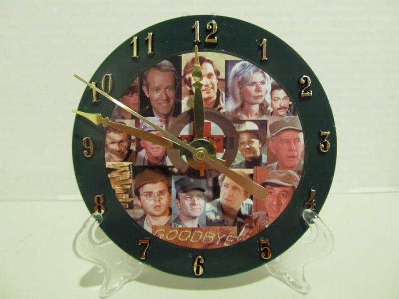 Mash 4077th CD clock