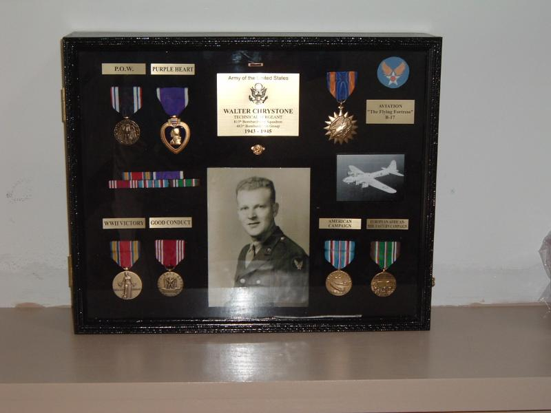 World Military Military Shadow Boxes